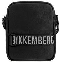 Сумка Bikkembergs с логотипом, фото