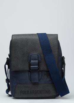 Мужская сумка Lа Martina с отделением для планшета, фото