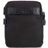 Мужская сумка Bikkembergs черного цвета, фото