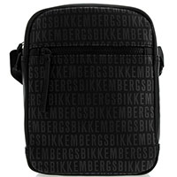 Маленькая сумка Bikkembergs черного цвета, фото