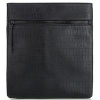 Плечевая сумка Bikkembergs черного цвета, фото