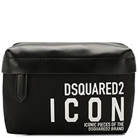 Поясная сумка Dsquared2 Icon с логотипом, фото