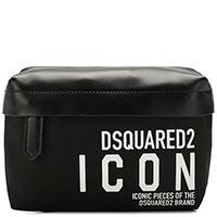 Поясная сумка Dsquared2 Icon с логотипом, фото