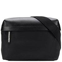 Поясная сумка Dsquared2 черного цвета, фото