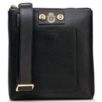 Мужская сумка Billionaire черного цвета, фото