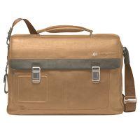 Портфель Piquadro Vibe на 2 отделения с 2 фронтальными карманами и с отделением для ноутбука, фото