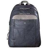 Мужской рюкзак Piquadro Vibe синего цвета, фото