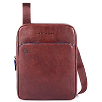 Вертикальная сумка Piquadro B2S на ремне, фото