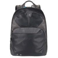Рюкзак Piquadro Coleos складной с отделением для iPad черный, фото