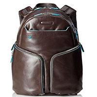 Рюкзак Piquadro Bl Square серого цвета, фото
