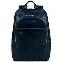 Рюкзак Piquadro Bl Square синего цвета, фото
