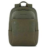 Рюкзак Piquadro Bk Square зеленого цвета, фото