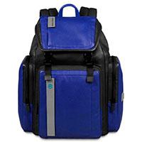 Рюкзак Piquadro Pulse с отделением для ноутбука в черном цвете, фото