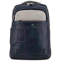 Рюкзак Piquadro Vibe с отделением для ноутбука синего цвета, фото