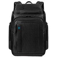 Рюкзак Piquadro Pulse черного цвета, фото