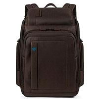 Рюкзак Piquadro Pulse коричневого цвета, фото