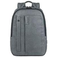 Рюкзак Piquadro Pulse с отделением для ноутбука серого цвета, фото