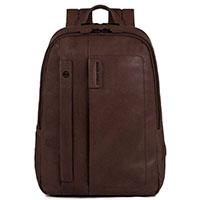 Рюкзак Piquadro Pulse с отделением для ноутбука в коричневом цвете, фото