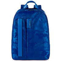 Рюкзак Piquadro Pulse синего цвета, фото