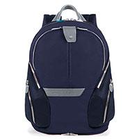 Рюкзак Piquadro Coleos с отделением для ноутбука в синем цвете, фото