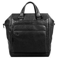 Сумка-рюкзак Piquadro Bk Square с отделением для ноутбука, фото