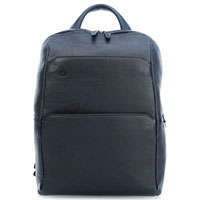 Синий рюкзак Piquadro Bk Square с отделением для ноутбука, фото