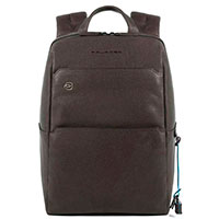 Рюкзак Piquadro Bk Square коричневого цвета, фото
