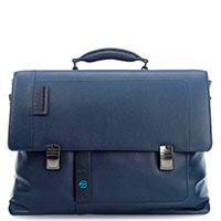 Мужской портфель Piquadro Pulse с отделением для ноутбука, фото