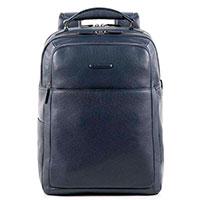 Рюкзак Piquadro Modus с отделением для ноутбука в черном цвете, фото