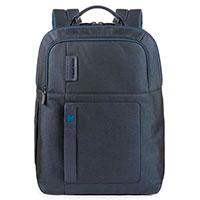 Рюкзак Piquadro Pulse с отделением для ноутбука в синем цвете, фото