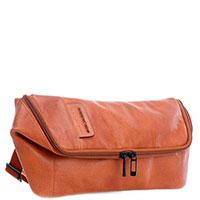 Поясная сумка Piquadro Pulse коричневого цвета, фото