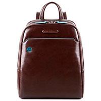 Рюкзак Piquadro Bl Square коричневого цвета, фото