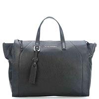 Черная сумка Piquadro Muse с отделением для ноутбука , фото