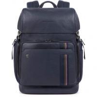 Синий рюкзак Piquadro B3S с отделением для ноутбука, фото