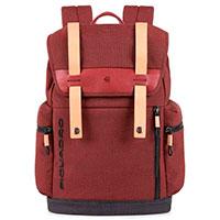 Рюкзак Piquadro Blade красного цвета, фото