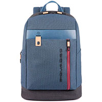 Рюкзак Piquadro Blade с отделением для ноутбука в синем цвете, фото