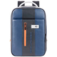 Рюкзак Piquadro Urban с отделением для ноутбука в синем цвете, фото