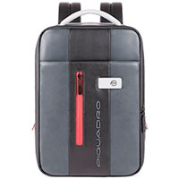 Рюкзак Piquadro Urban с отделением для ноутбука в сером цвете, фото