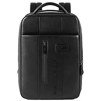Рюкзак Piquadro Urban с отделением для ноутбука черного цвета, фото