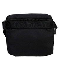 Поясная сумка Calvin Klein черного цвета, фото