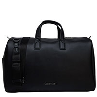 Сумка мужская Calvin Klein черного цвета, фото