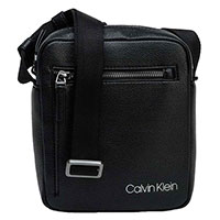 Мужская сумка Calvin Klein в черном цвете, фото