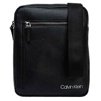 Мужская сумка Calvin Klein черного цвета, фото