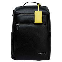 Мужской рюкзак Calvin Klein черного цвета, фото