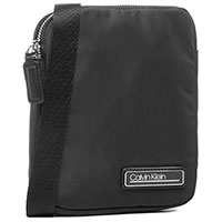 Сумка-планшет Calvin Klein черного цвета, фото