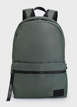 Рюкзак Calvin Klein из переработаного текстиля, фото