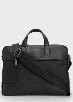 Сумка для ноутбука Calvin Klein со съемным ремнем, фото