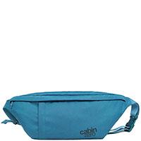 Мужская сумка CabinZero в голубом цвете 2л, фото