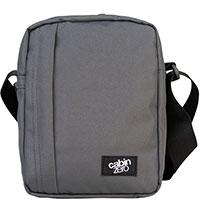 Мужская сумка CabinZero серого цвета 3л, фото