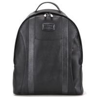 Рюкзак S.T.Dupont Soft Diamond Graine черного цвета, фото